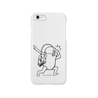 クリックマン Smartphone cases