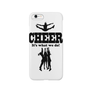 Cheer It's what we do! Smartphone cases