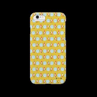 KULOKULOのkinGyo001_kIIro Smartphone cases