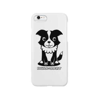 【nina&bart】ニナ Smartphone cases
