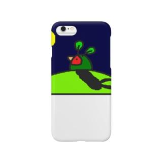 うさぎインコ Smartphone cases