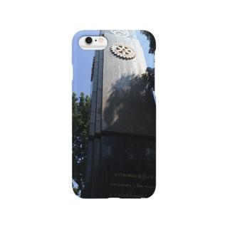 タイの時計台 Smartphone cases