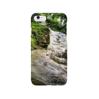 タイの滝 Smartphone cases