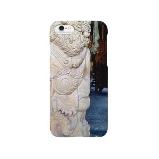 タイの美術館 Smartphone cases