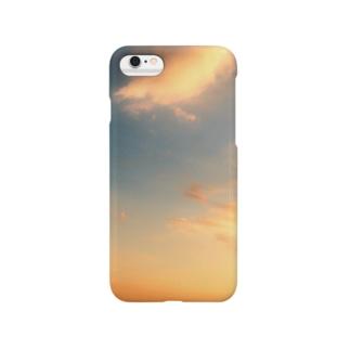 ひこうき雲 Smartphone cases