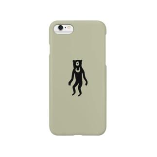 マレーグマ [アニマルシリーズ No.03] Smartphone cases