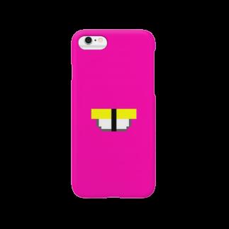 MLSのsushi(tamago)(pink) スマートフォンケース