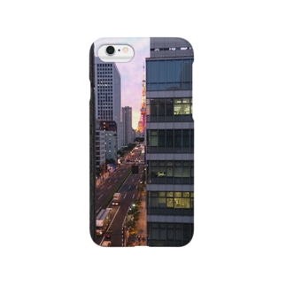 tower of tokyo Smartphone cases