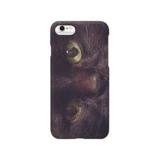 林檎の目はひまわりの色 Smartphone cases
