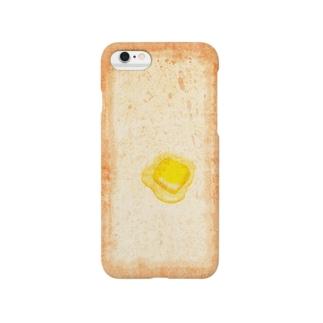 パンにバター Smartphone cases