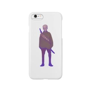 PNの老戦士 Smartphone cases