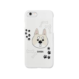 SHIBA(赤犬) Smartphone cases