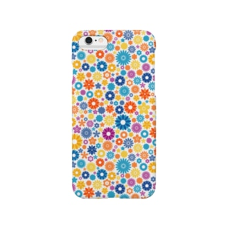 Full of flowers Smartphone cases