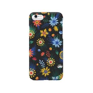 夜の花 Smartphone cases