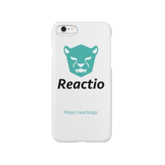 Reactio+URL Smartphone cases