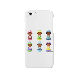 ぶりどりメンバー Smartphone cases