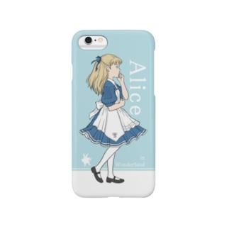 不思議の国のアリス Smartphone cases