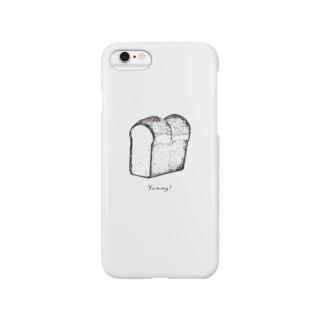 Yummy! パン・ド・ミ Smartphone cases