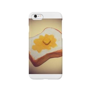 食パン Smartphone cases