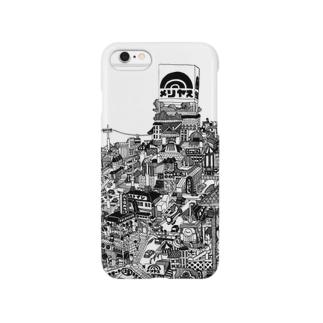 立体都市メリヤス Smartphone Case