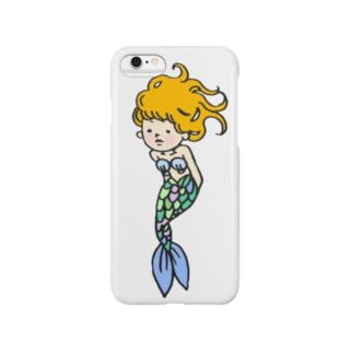 人魚のお姫様 Smartphone cases