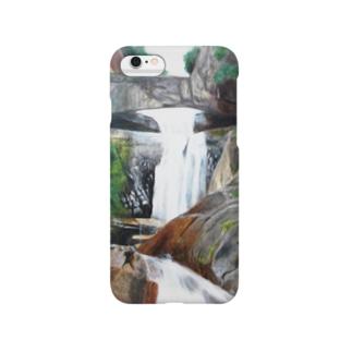 密林の風景 Smartphone cases