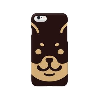SHIBAT - クロシバ Smartphone cases