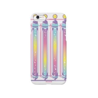 スチームパンク★燃料タンク-パステル Smartphone cases