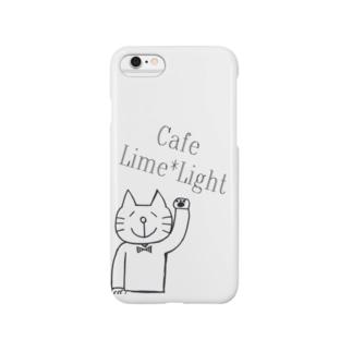 にゃごるさん Smartphone cases