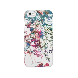 【Diamond Flowers】ONE EYE Smartphone cases