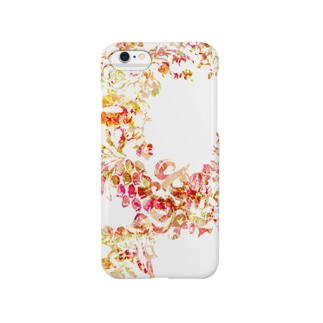 【Diamond Flowers】LIP ABILITY Smartphone cases