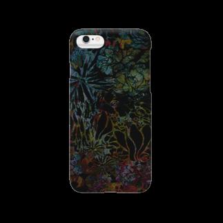 ぷいぷいショップの【Diamond Flowers】RANDOM Smartphone cases