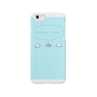 はむえっぐのHokkyoku  Friends. Smartphone cases