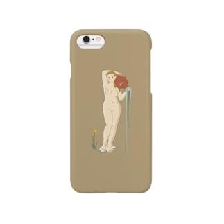 アングル「泉」 Smartphone cases