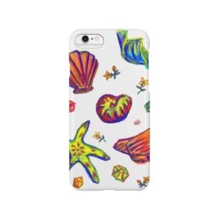 波打ちぎわの宝物 Smartphone cases