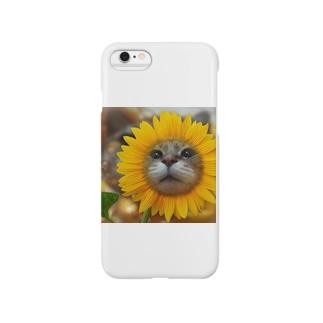 ひまわりクゥさん Smartphone cases