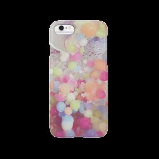 hugging love +《ハギング ラブ プラス》の甘くて冷たい惑星 Smartphone cases