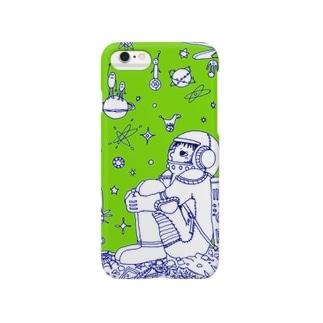 みどり宇宙 Smartphone cases