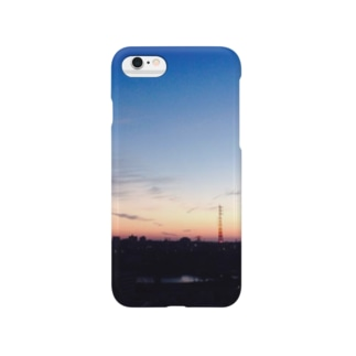 SORA〜夕暮れ〜 Smartphone cases