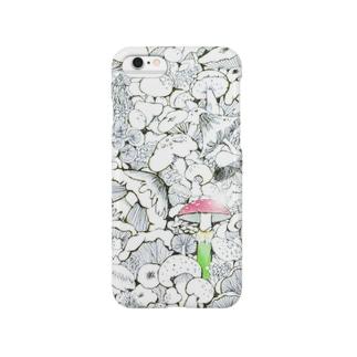 密集茸 Smartphone cases