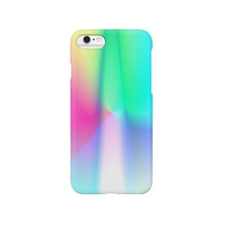 まぼろし Smartphone cases