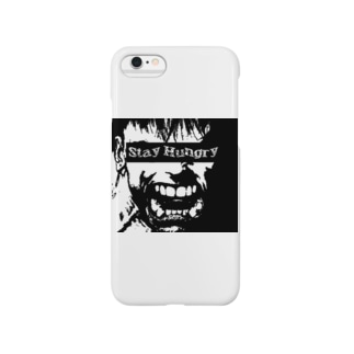 """""""Stay Hungry."""" Smartphone cases"""