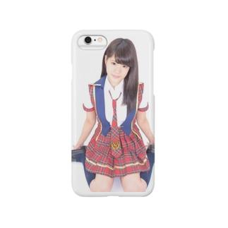 つばにゃん携帯ケース Smartphone cases