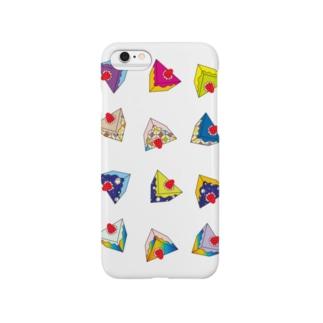 ラブリーケーキっ♪ Smartphone cases