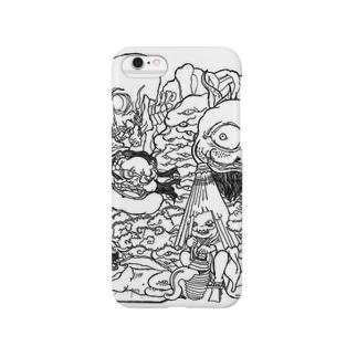 妖怪 Smartphone cases
