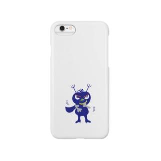 ビザーなイッヒッヒ! Smartphone cases
