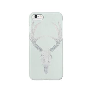 鹿ボーン Smartphone cases