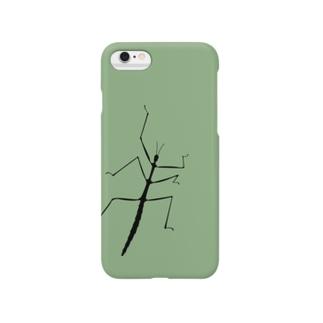 ナナフシ [アニマルシリーズ No.07] Smartphone cases