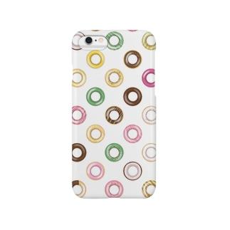 ドーナッツ Smartphone cases