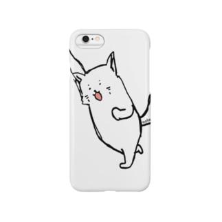 ノラ Smartphone cases